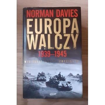 Europa walczy  Norman Davies