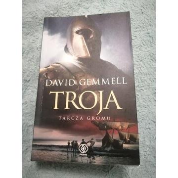 David Gemmell Troja Tarcza gromu