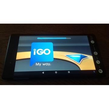 Tablet Lenovo + Nawigacja i GO Truck