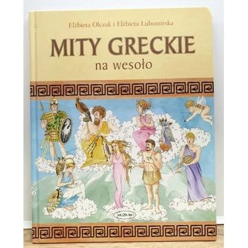 Mity Greckie na wesoło.