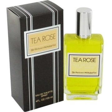 Tea Rose Perfumer's Workshop 120 ml