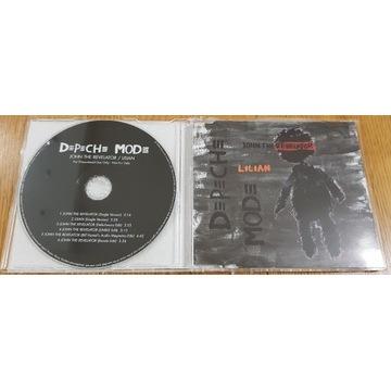 Depeche Mode - John The Revelator / Lilian - Promo