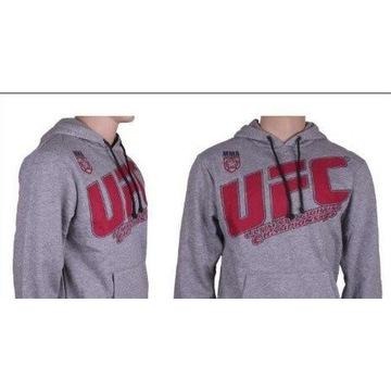 Oryginalna bluza UFC z kapturem roz. XL