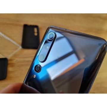 Xiaomi Mi 10 8/256Gb 5G, świetny stan, szkło, etui