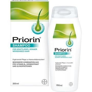 Priorin - szampon leczniczy 200ml