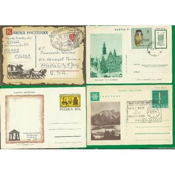C23. 4 kartki z lat 60