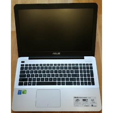 Laptop Asus R556L uszkodzony