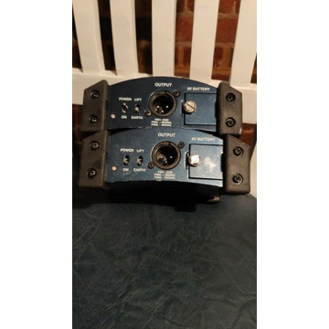 DAP Audio ADI-200 aktywny di-box