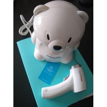 Inhalator dla dzieci Microlife Miś NEB 400