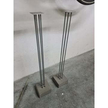 IKEA Jutis nr 000.246.71. komplet. stojaki na kolu