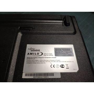 Laptop Fujitsu Siemens Amilo A7645