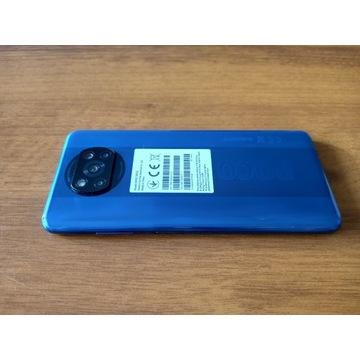 XIAOMI POCO X3 NFC 6/128 GB Gwarancja jak nowy!