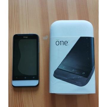 Smartphone telefon HTC One V - uszkodzony