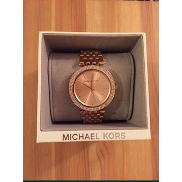 Zegarek Michael Kors Rose Gold różowe złoto