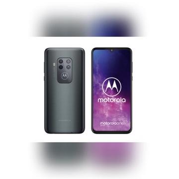 Motorola One Zoom 4/128GB Electric Grey