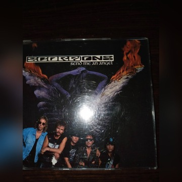 Scorpions - Send me an angel CD