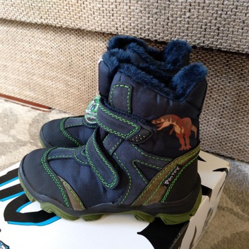 Kozaki Pio Tex r.29 Śniegowce Pio