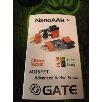MOSFET III GEN. NANOAAB GATE Z HAMULCEM