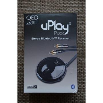 QED uPlay Puck Apt-X (Adapter audio Bluetooth)