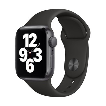 Apple Watch SE 40mm GPS aluminium czarny