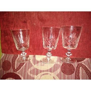 Kryształowe pucharki na lody i desery OKAZJA