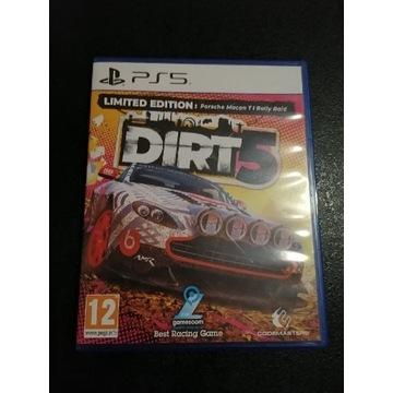 DIRT 5 Limited Edition PS5 - WYPRZEDAŻ KOLEKCJONER
