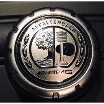 AMG Emblemat 3D Mercedes Oryginał Idrive pokrętło