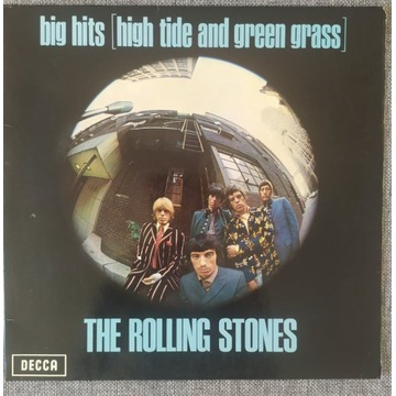 THE ROLLING STONES BIG HITS (HIGH TIDE...) EX