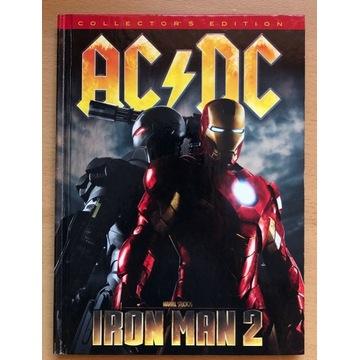 AC/DC - Iron Man 2 - CD/DVD Collector's  Edition