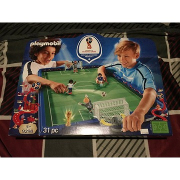 Playmobil 9298 FIFA World Cup Russia 2018 Nowe