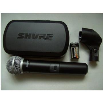 Mikrofon bezprzewodowy z wkładką Shure PG58