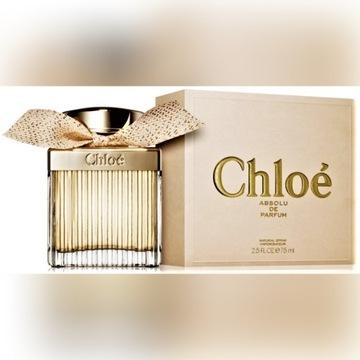 PERFUM CHLOE ABSOLU DE PARFUM 75 ml FOLIA PREZENT