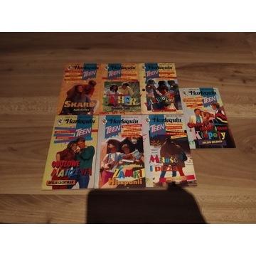 Harlequin Teen Romance zestaw 7 książek