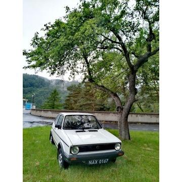 Volkswagen Golf mk1 Gtd 1982 bardzo dobry stan!