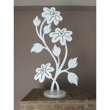 Kwiat drewno ,dekoracja , prezent