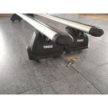 Thule 753 bagażnik aluminiowy i zestaw do BMW E87