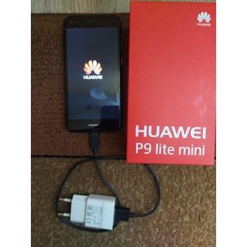 Huawei P9 lite mini - uszkodzone szkiełko aparatu