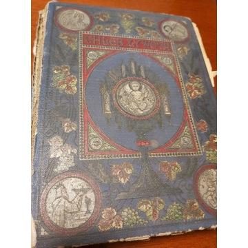 Książka z 1913r, CHLEB ŻYWOTA Reiners-Galant