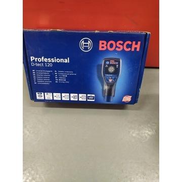 Detektor uniwersalny Bosch Professianal D-tect120