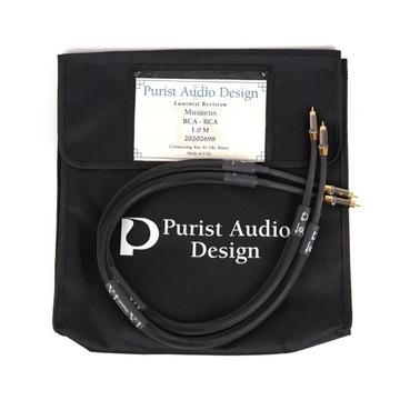 Purist Audio Design Musaeus 2RCA-2RCA 1m