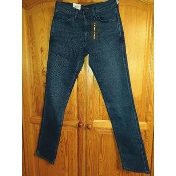 Spodnie Levi's line 8 slim straight  W 29 L 34