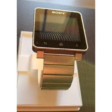 Smartwatch Sony SW2, 1280 jedyny, zadbany