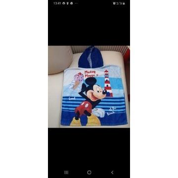 Ręcznik ponczo Myszka Miki 98-104