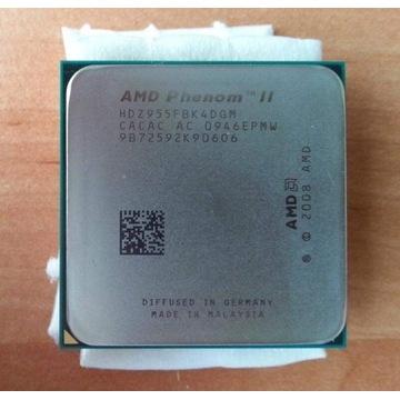 AMD phenom X4 955