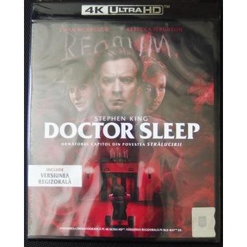 Doktor sen 4K oraz wersja reżyserska na płycie BD
