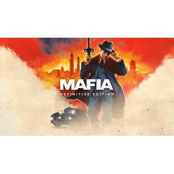 Mafia Definitive Edition - STEAM GIFT PC - BEZ VPN