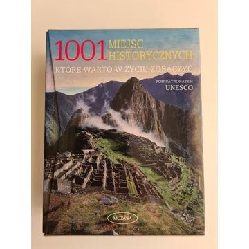 1001 miejsc historycznych które warto zobaczyć