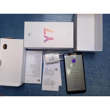 Telefon Huawei Y7 2018 Prime na gwarancji + etui