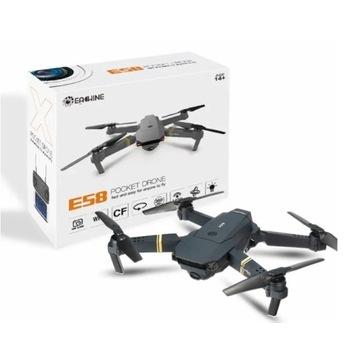 Dron EACHINE E58 kamera 720p HD z Polski SKŁADANY