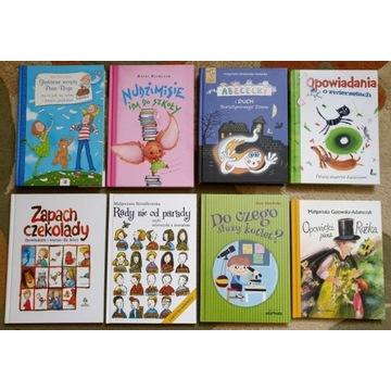 Zestaw książek dla dzieci (8 szt.)